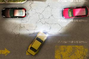 老舊的停車場3